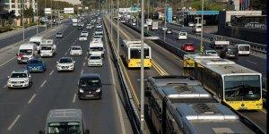 İstanbul trafiğinin önüne geçilemiyor