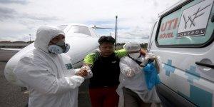 Corona virüsün yeni merkezi Brezilya felakete sürükleniyor