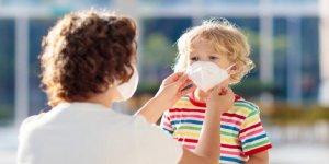 Çocuklar maskeye nasıl alışacak?