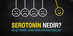 Serotonin nedir? Ne işe yarar? Serotonini arttıran gıdalar