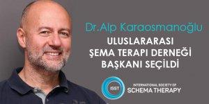 Dr. Alp Karaosmanoğlu Uluslararası Şema Terapi Derneği Başkanı Seçildi