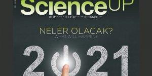 Scıenceup Dergisi Ocak Sayısı Yayımlandı