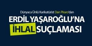 Dan Piraro'dan Erdil Yaşaroğlu'na Telif İhlali suçlaması