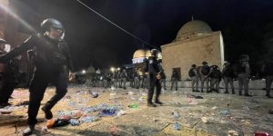Kudüs'teki olaylarda 200'ü aşkın Filistinli yaralandı