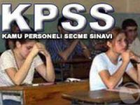 2012 KPSS/5 Sonuçları