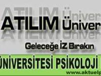 ATILIM ÜNİVERSİTESİ PSİKOLOJİ BÖLÜMÜ