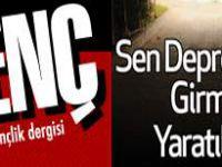 """""""Genç Dergisi"""" Aralık 2010 Sayısı Çıktı"""