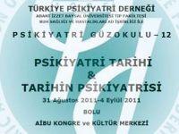 12. Psikiyatri Güz Okulu 31 Ağustosta Başlayacak