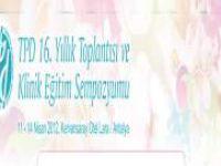TPD 16. Klinik Eğitim Sempozyumu Konuşmacı Notları