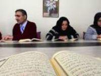Şiforen Hastalarına Kur'an Eğitimi