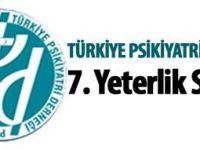 Türkiye Psikiyatri Derneği 7. Yeterlik Sınavı