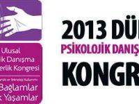 2013 Dünya Psikolojik Danışmanlık Kongresi