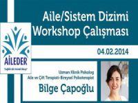 Sistem Dizimleri Terapi Tekniği Tanıtım Workshopu