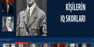 Dünyaca Ünlü Lider ve Kişilerin IQ Skorları