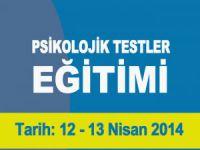 Psikolojik Testler Eğitimi 2014