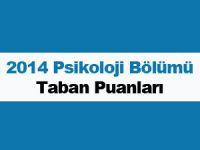 Psikoloji Bölümü Taban Puanları 2015