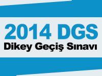 2014 DGS Soru ve Cevapları