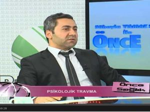 Psikolog Ayhan Altaş İle Psikolojik Travma