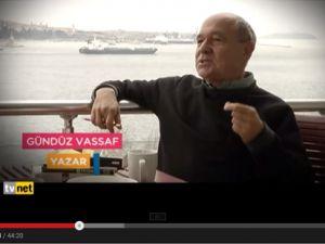 Türk Yazar ve Psikolog Gündüz Vassaf ile Söyleşi