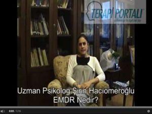Uzman Psikolog Şirin Hacıömeroğlu 'EMDR' Nedir?