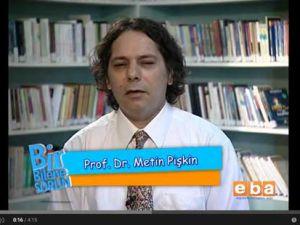 Prof. Dr. Metin Pişkin 'Öz Saygı'