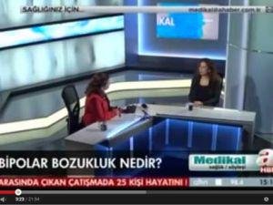 Prof Dr Ayşegül Yıldız 'Bipolar Bozukluk- Manik Depresif Hastalık'