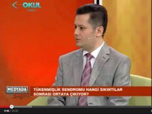 Psikiyatrist Dr. Orhan Karaca 'Tükenmişlik Sendromu'