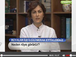 Prof. Dr. Zerrin Pelin 'Neden Rüya Görürürz ?'