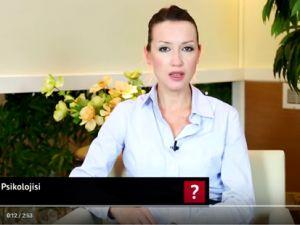 Uzm. Psikolog Elçin Biçer 'Kanser Psikolojisi'