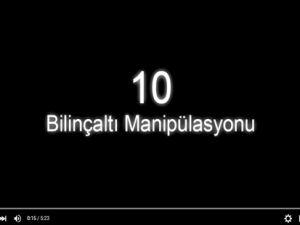Zeki İnsanların Kullandığı 10 Manipülasyon Tekniği