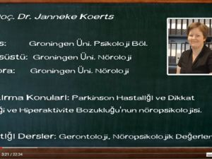Dr. Koerts 1. Bölüm 'Nöropsikoloji Nedir?'