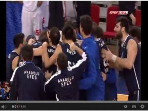 Zoran Planinic'in İnanılmaz Basketi