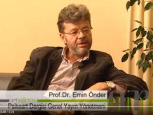 Prof. Dr. Emin Önder 'Sanat ve Psikoloji'