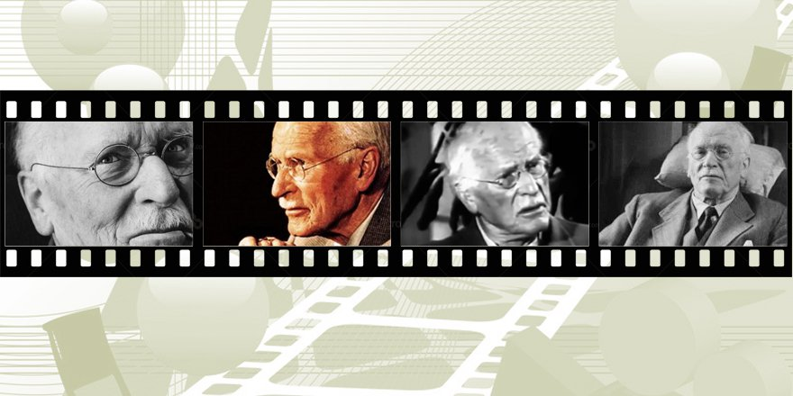 Carl Gustavt Jung - Görüşmeler Video - JUNG ON FILM