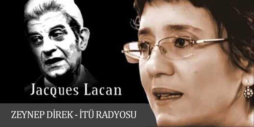 Jacques Lacan - Zeynep Direk İle Felsefe Vakti - Türkçe