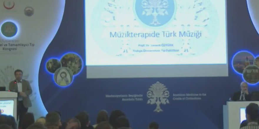 Müzik Terapi - Prof. Dr. Levent ÖZTÜRK Müzikterapide Türk Müziği