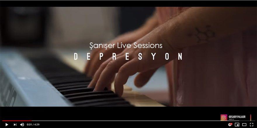 Şanışer Live Sessions - Depresyon