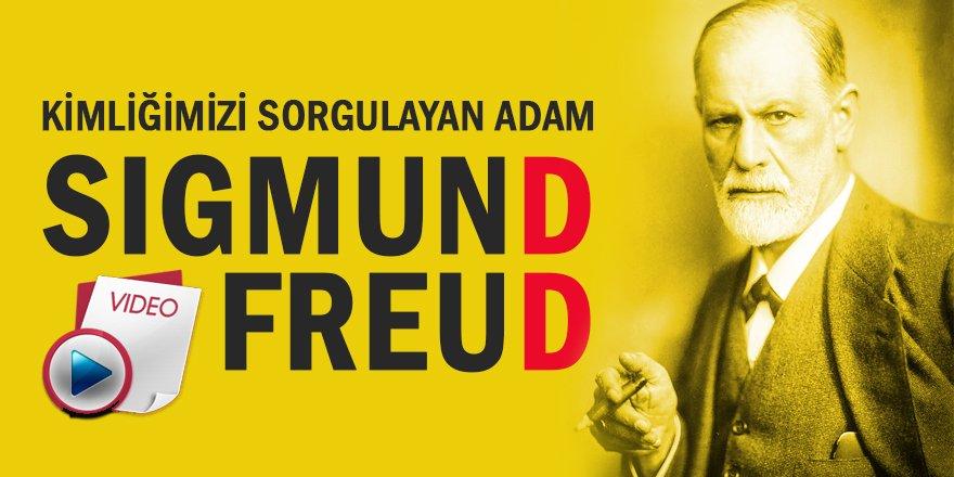Kimliğimizi Sorgulayan Adam!: Sigmund Freud