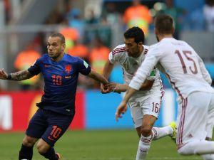 Hollanda İspanya Maçının Golleri 5-1